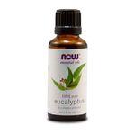 Óleo Essencial De Eucalyptus (30ml) Now Foods