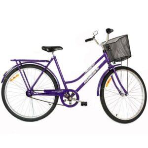Bicicleta Feminina Monark Tropical Aro 26 Freios Contra-Pedal