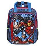 Mochila M, Vingadores, DMW Bags, 11595, Colorido