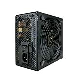 Fonte Gamer 600W C3 TECH, ATX, 80Plus Bronze, PS-G600B