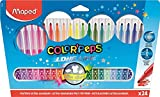 Caneta Hidrográfica, Maped, Color Peps Long Life, 845022, 24 Cores