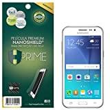 Pelicula HPrime NanoShield para Samsung Galaxy J2, Hprime, Película Protetora de Tela para Celular, Transparente