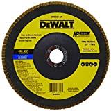 DEWALT Disco Flap Fibra Amarelo Preto e Azul DW8324-AR