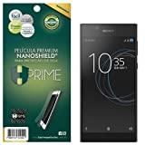 Pelicula HPrime NanoShield para Sony Xperia L1, Hprime, Película Protetora de Tela para Celular, Transparente