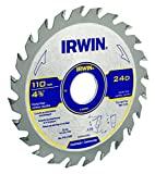 IRWIN Lâmina de Serra Circular para Madeira 300mm 48 Dentes IW14309
