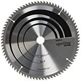 Disco de Serra Optilinewood 305X30 mm 80T, Bosch 2608640922-000, Cinza