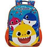 Mochila 16 Baby Shark R1 - 9592 - Artigo Escolar