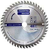 Tramontina 42580148, Disco Corte Serra Circular 7.1/4, com 48 Dentes em Metal Duro