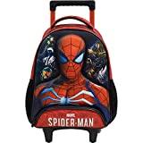 Mala com Rodas 16 Spider Man S1 - 9490 - Artigo Escolar