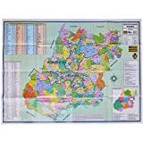 Mapa Escolar Estado De Goias - 01 Unidade Multimapas, Multicor