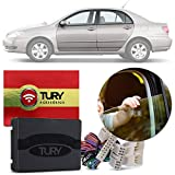 Modulo De Vidro Tury Toyota Corolla/ Fielder Pro4.29N Com Anti-Esmagante, Tury, Pro4.29N Pro 4.29 N, Módulos E Amplificadores