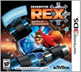 Generator Rex Agent Of Providence - Nintendo 3DS