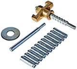 DEWALT Kit de Fixação Mecânica em Concreto D215825-XJ