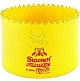 """Serra Copo Starrett Fast Cut 2.5/8"""" (67mm)"""