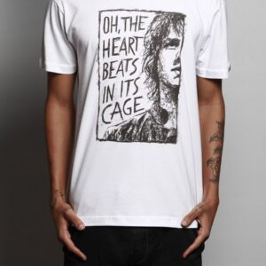 Camiseta Heart In a Cage