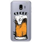 Capa Capinha Samsung Galaxy J4 Chopp 0807