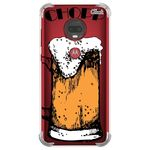 Capa Capinha Anti Shock Moto G7 Plus Chopp 0807