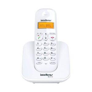 Telefone Intelbras sem Fio TS3110 com Identificador de Chamadas