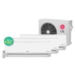 Ar Condicionado Multi Split Inverter LG 2x9.000 e 1x12.000 BTU/h Quente Frio