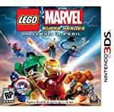 Lego Marvel Super Heroes Universe In Peril  - Nintendo 3DS
