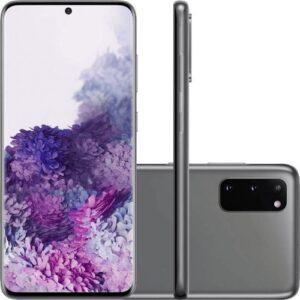 Smartphone Samsung S20 Com 128GB de Memória Interna Android 10.0 4GB Ram