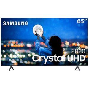 Smart Tv Samsung 65 Polegadas UHD Crystal UN65TU7000GXZD
