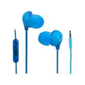 Fone de Ouvido Philips Upbeat SHE2405BL/00 Intra-auricular com Microfone - Unissex-Azul