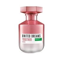 United Dreams Together Benetton Perfume Feminino Eau de Toilette