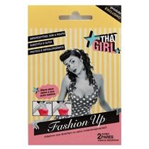 Fashion Up That Girl - Adesivos Descartáveis para os Seios 2 pares