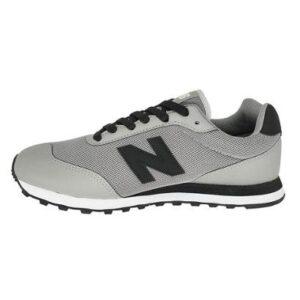 Tênis New Balance - Masculino-Cinza+Preto
