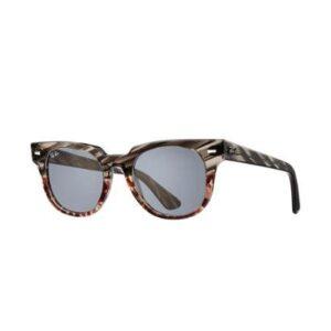 Óculos de Sol Ray-Ban 0RB2168-METEOR Unissex - Feminino-Cinza