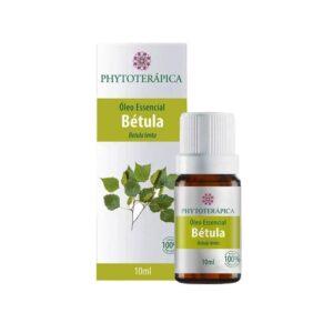 Óleo Essencial de Bétula Phytoterápica 10ml