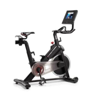 "Bike Spinning Proform Smart Power 10.0 Display 10"" Hd 22 Níveis De Re"