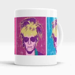 Caneca Pop Warhol