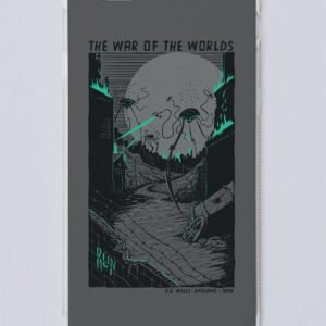 Capa The War of The Worlds