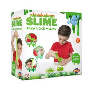 Conjunto de Acessórios - Faça seu Slime - Nickelodeon - Verde - Toyng