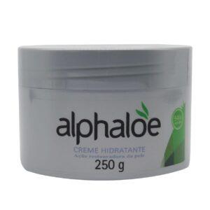 Creme Hidratante de Aloe Vera Alphaloe (87% de Babosa) 250g