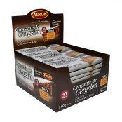 Crocante de Gergelim Cacau e Castanha 24x10g - Airon