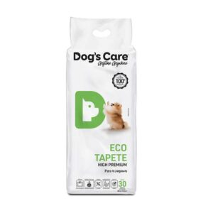 NOVO Eco Tapete Higiênico High Premium Pequeno Porte Dog's Care