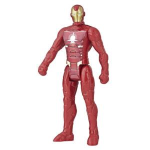 Boneco Articulado - 10 Cm - Disney - Marvel - Vingadores - Design Clássico - Homem de Ferro - Hasbro