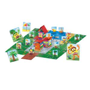 Massa de Modelar - Play-Doh - Casa de Cartas - Copag