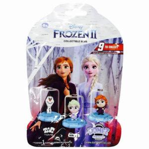 Mini Figura Surpresa - 5 Cm - Domez - Disney - Frozen - Sunny