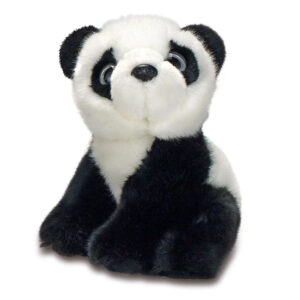 Pelúcia 15 Cm - Animal Planet - Panda - Fun