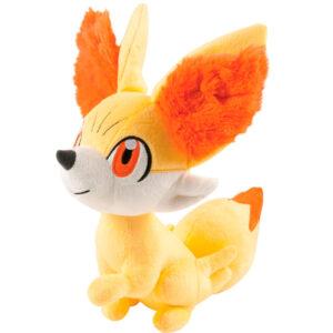 Pelúcia Pokémon Média - 16 Cm - Fennekin - Tomy