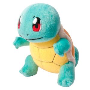 Pelúcia Pokémon Média - 16 Cm - Squirtle - Tomy