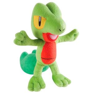 Pelúcia Pokémon Média - 16 Cm - Treecko - Tomy