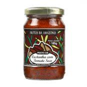Pesto de Castanha com Tomate Seco 185g - Frutos da Amazônia