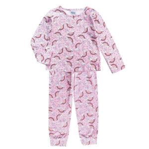 Pijama Infantil - 4 Peças - Disney - Toy Story 4 - Jessie - 100% Algodão - Rosa - Disney