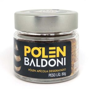 Pólen Apícola Desidratado Baldoni 80g (Vencimento 01/2021)