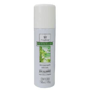 Desodorante Aerosol de Aloe Vera Sem Aluminío PróAloe 150ml